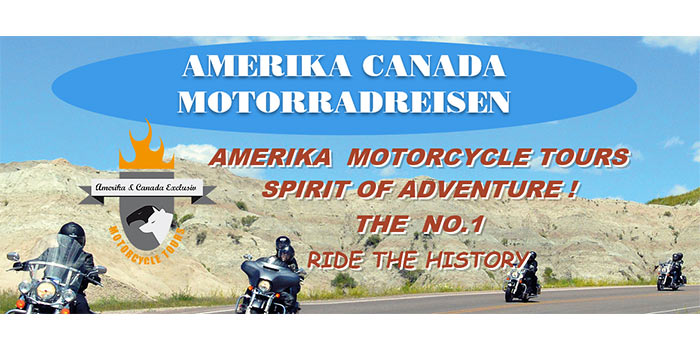 Amerika Motorcycle Tours